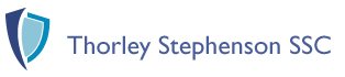 thorley stephenson edinburgh logo
